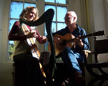 Reidun and Paul from Amala